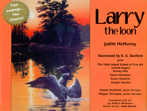 LARRY THE LOON