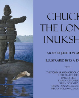 CHUCKY THE LONELY INUKSHUK