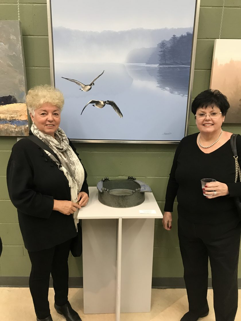 MUSKOKA ARTS AND CRAFTS SPRING MEMBERS SHOW – March 2018